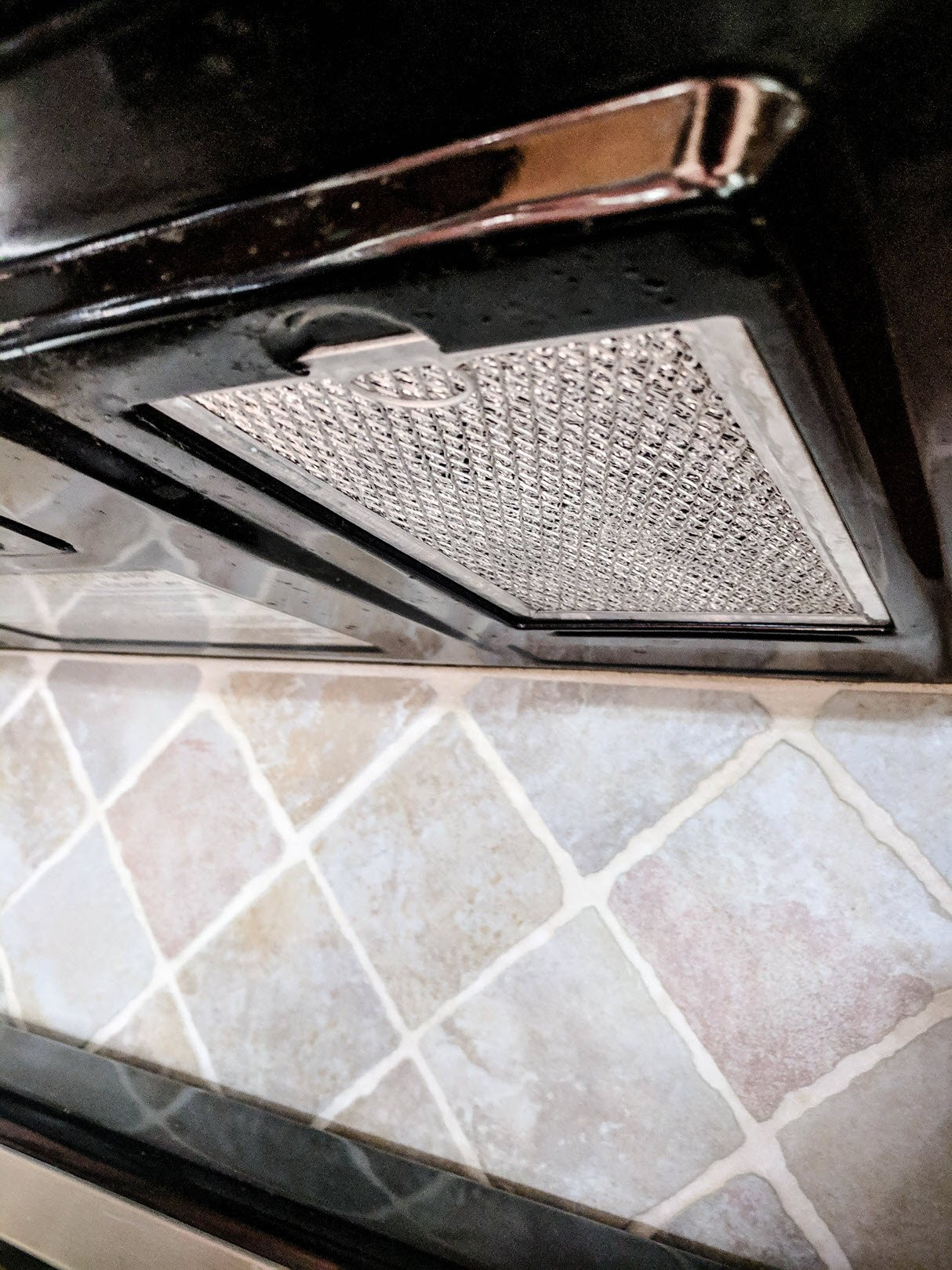 Clean Oven Vents Easy Kitchen Hack