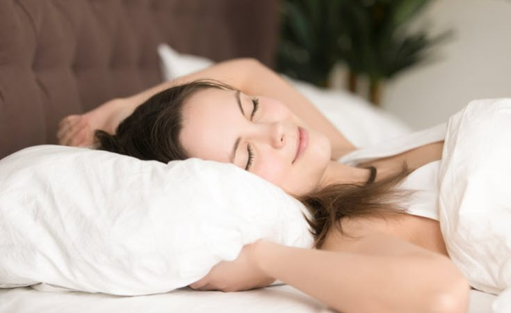 Better Night's Sleep Goldilocks-zone pillows