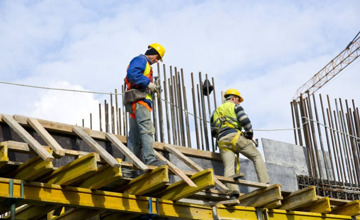 Top Construction Workers