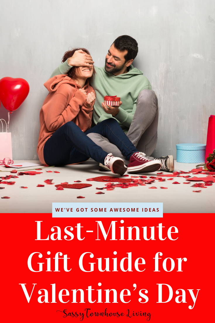 Last-Minute Gift Guide for Valentine's Day - Sassy Townhouse Living