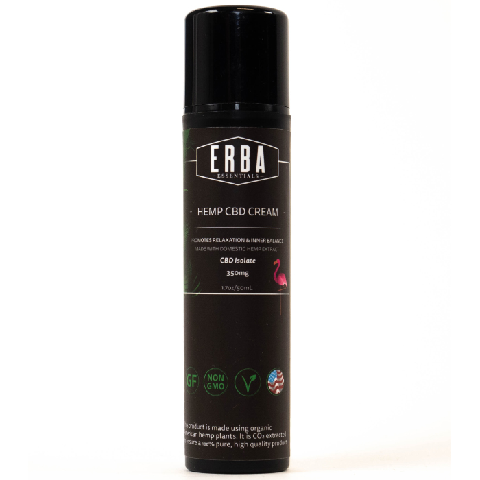 CBD Hemp Oil Products ERBA Essentials