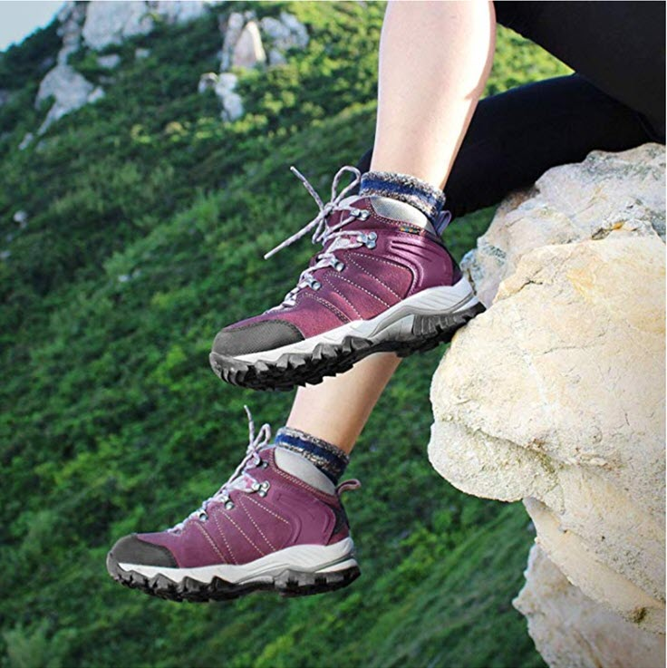 Why You Need These Women's Hiking Boots In Your Life