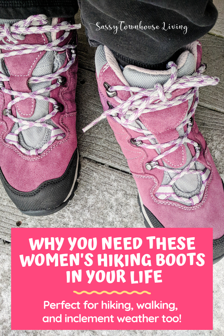 Why You Need These Women's Hiking Boots In Your Life - Sassy Townhouse Living