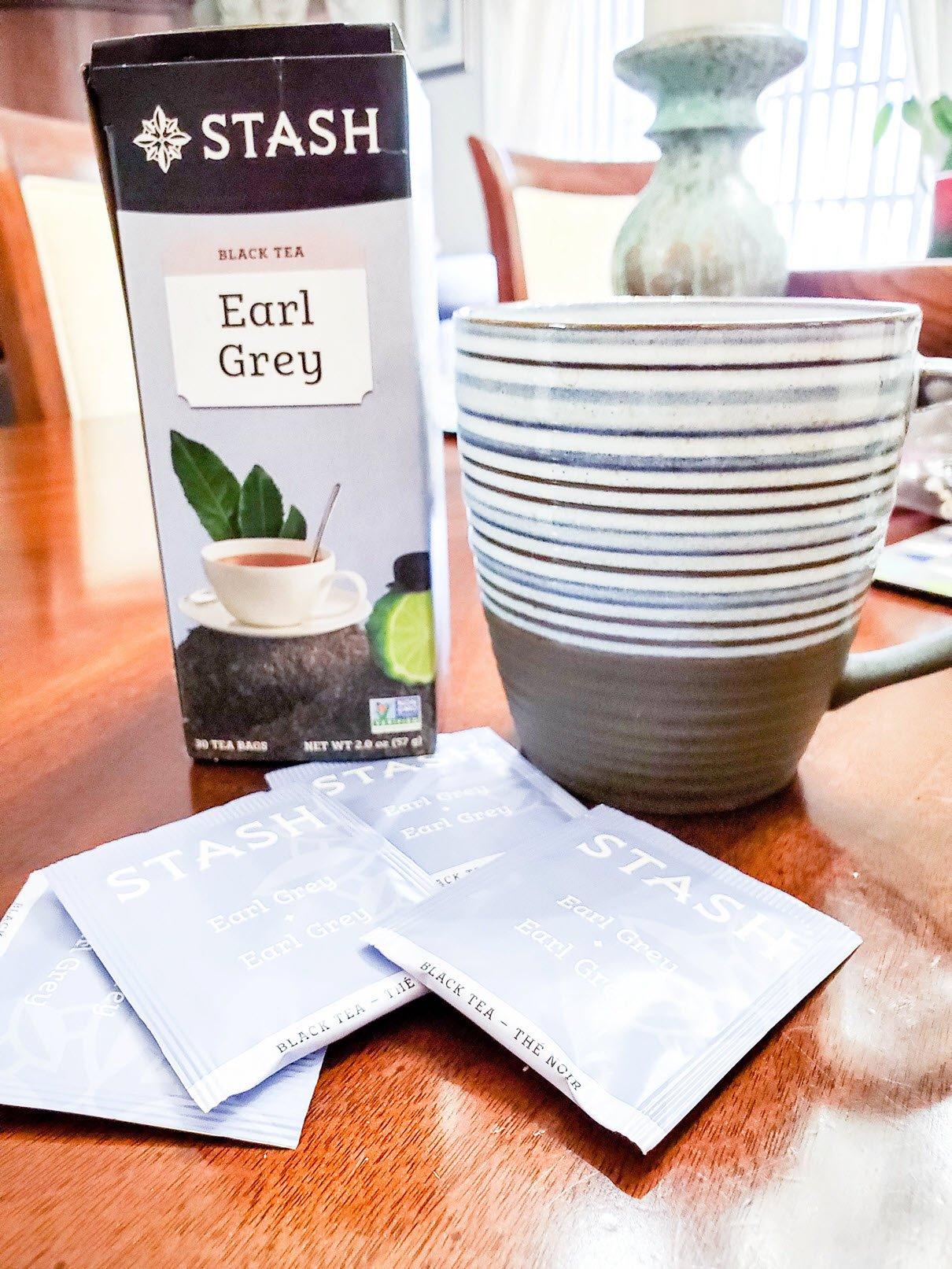 Earl Grey Raisin Scones Comfort Food