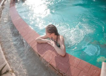 Pool Maintenance Steps Clean Backyard Pool