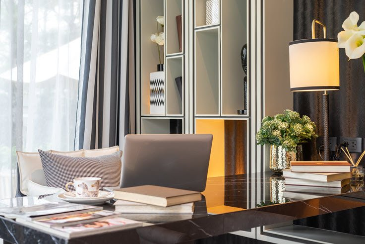 4 Best Tips For Creating The Perfect Home Office
