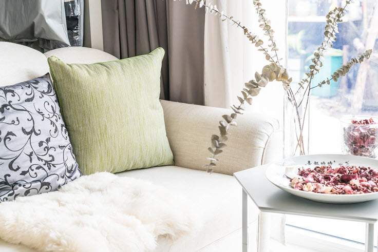 5 Easy & Inexpensive Home Decorating Ideas For A Fresh New Look!