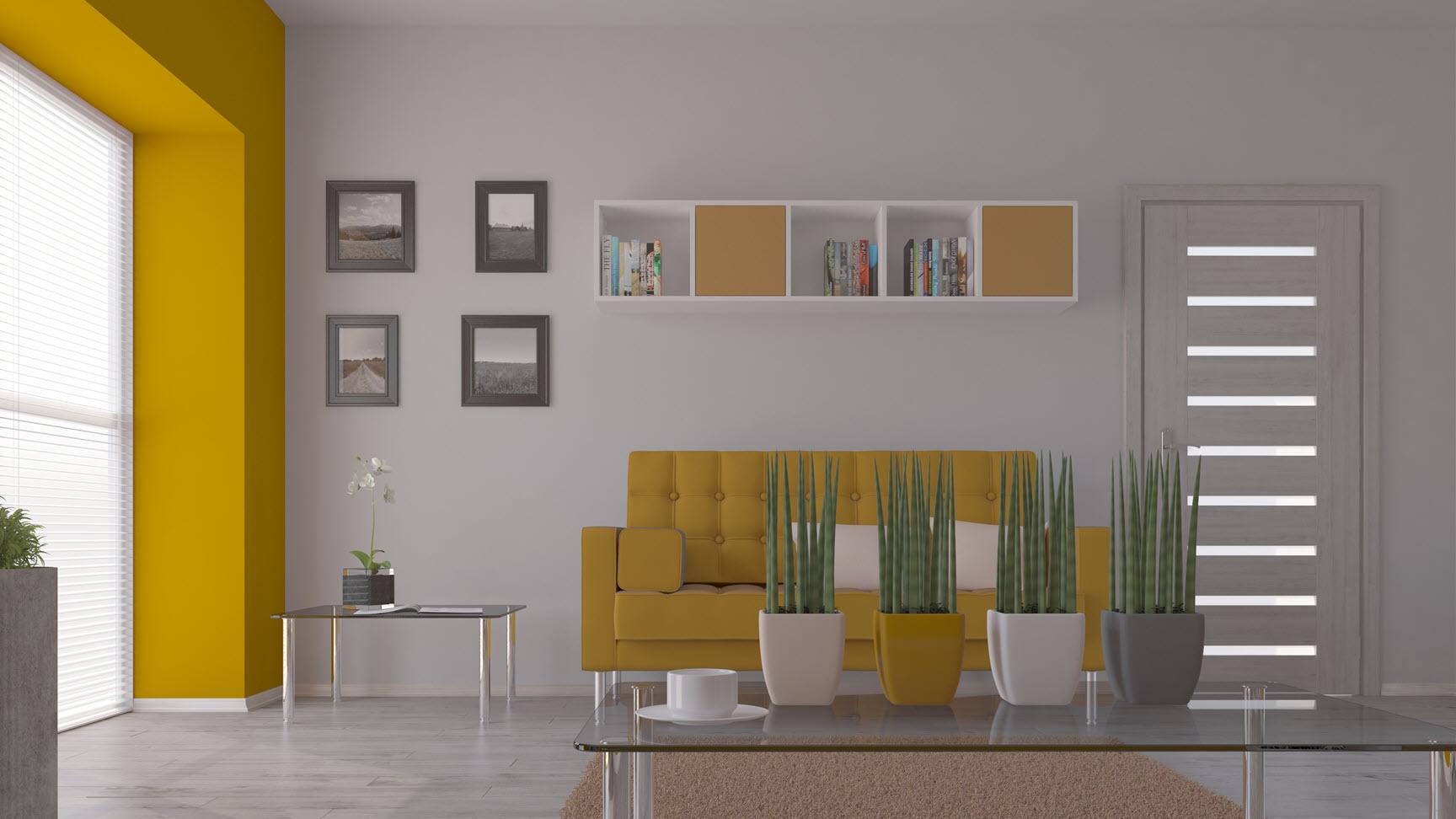 Perfect Minimalist Living Room