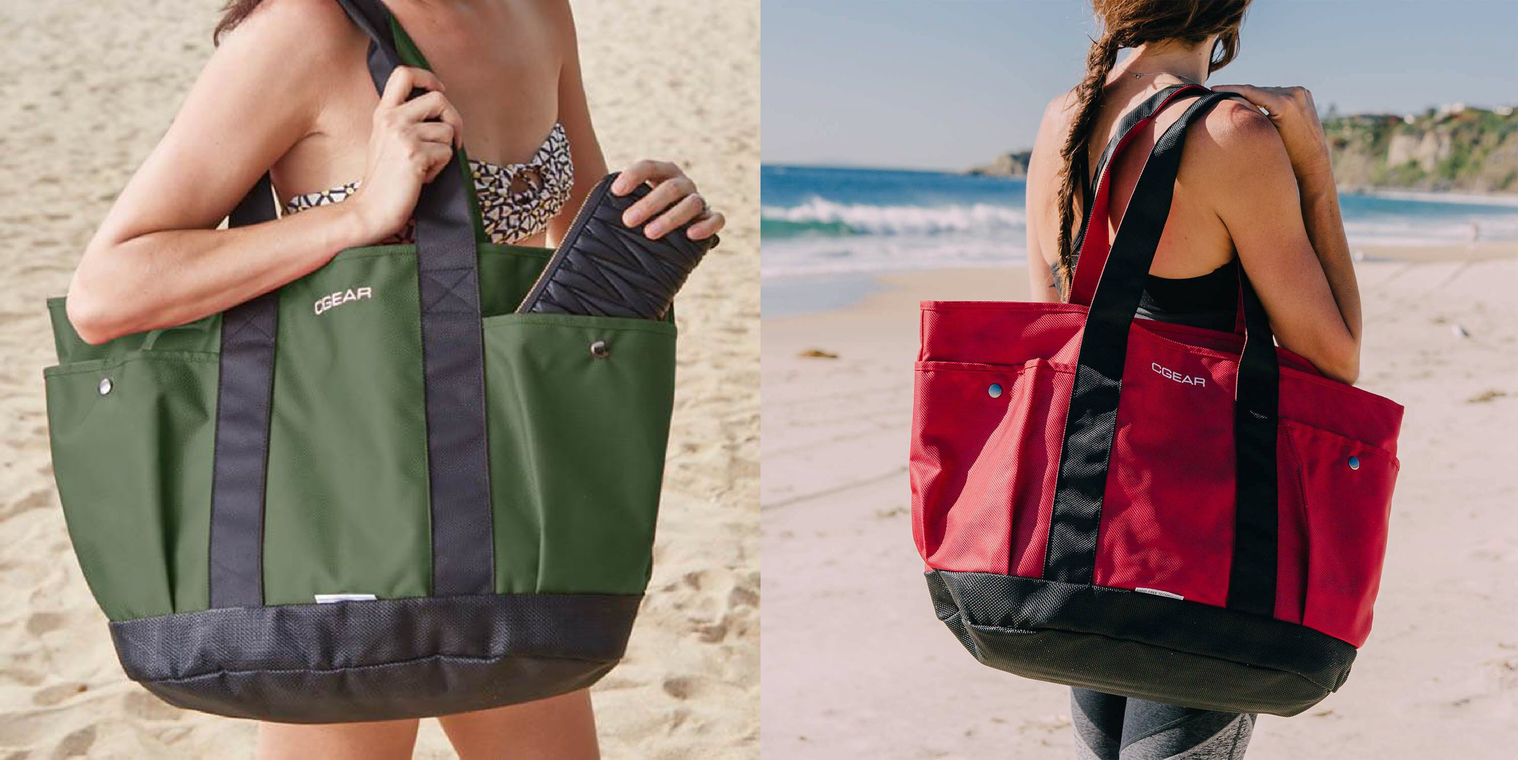 New Products Shopping Guide Sand-Free Tote
