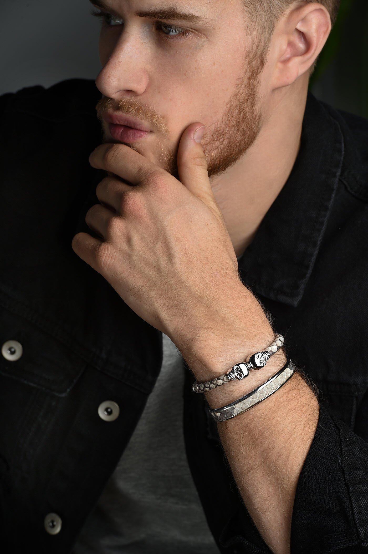 men's Skull Bracelets
