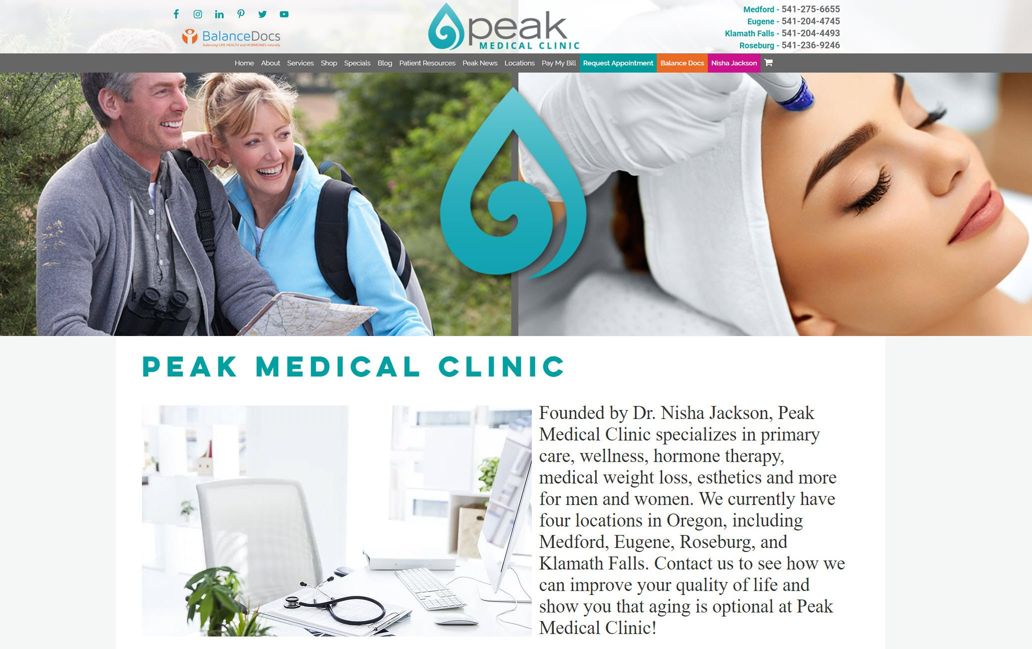 Peak Medical Clinic