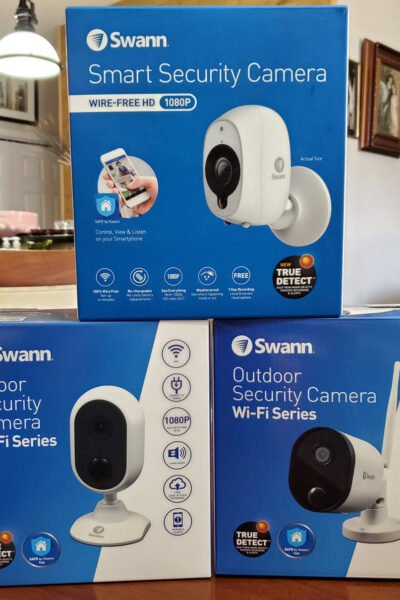 Swann Home Security System