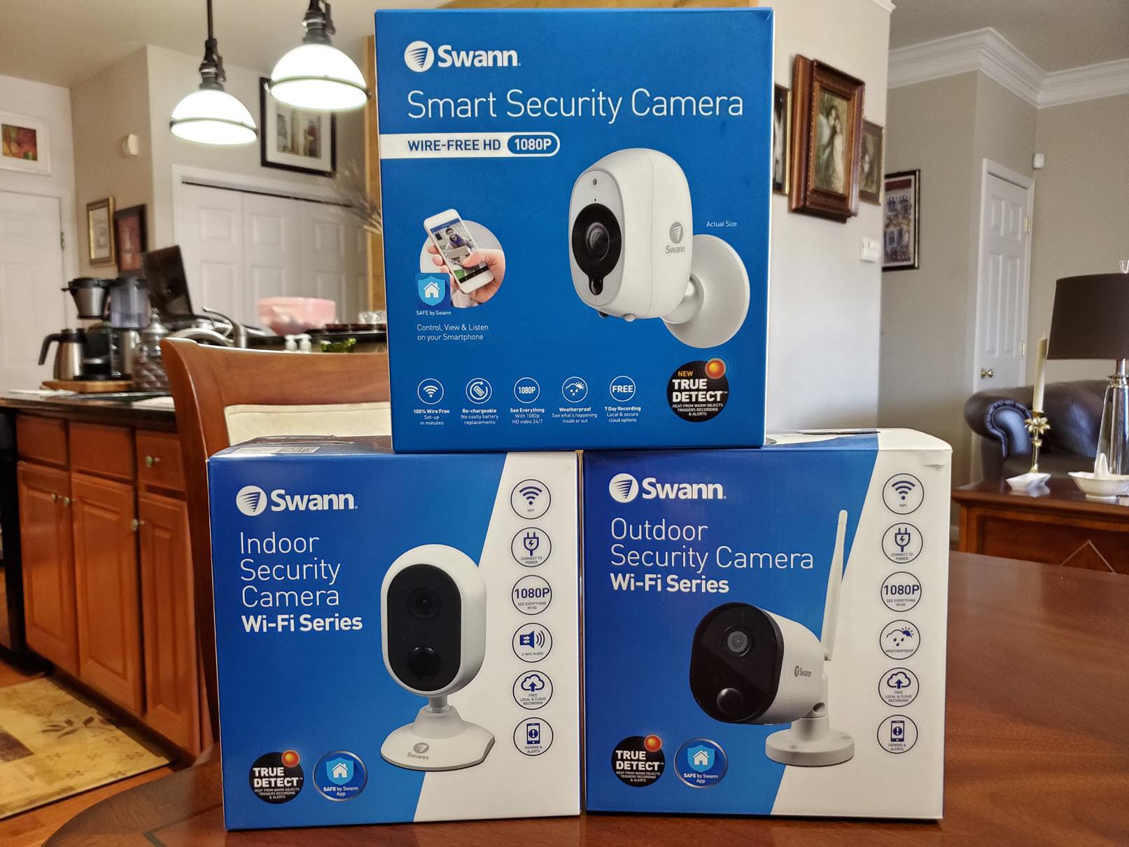 Why Adding A Swann Home Security System Will Make You Safer