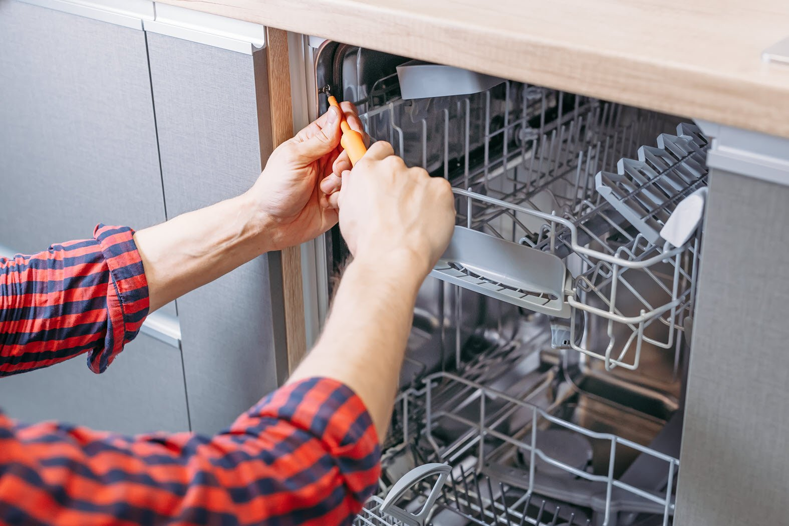 Repairing Major Appliances