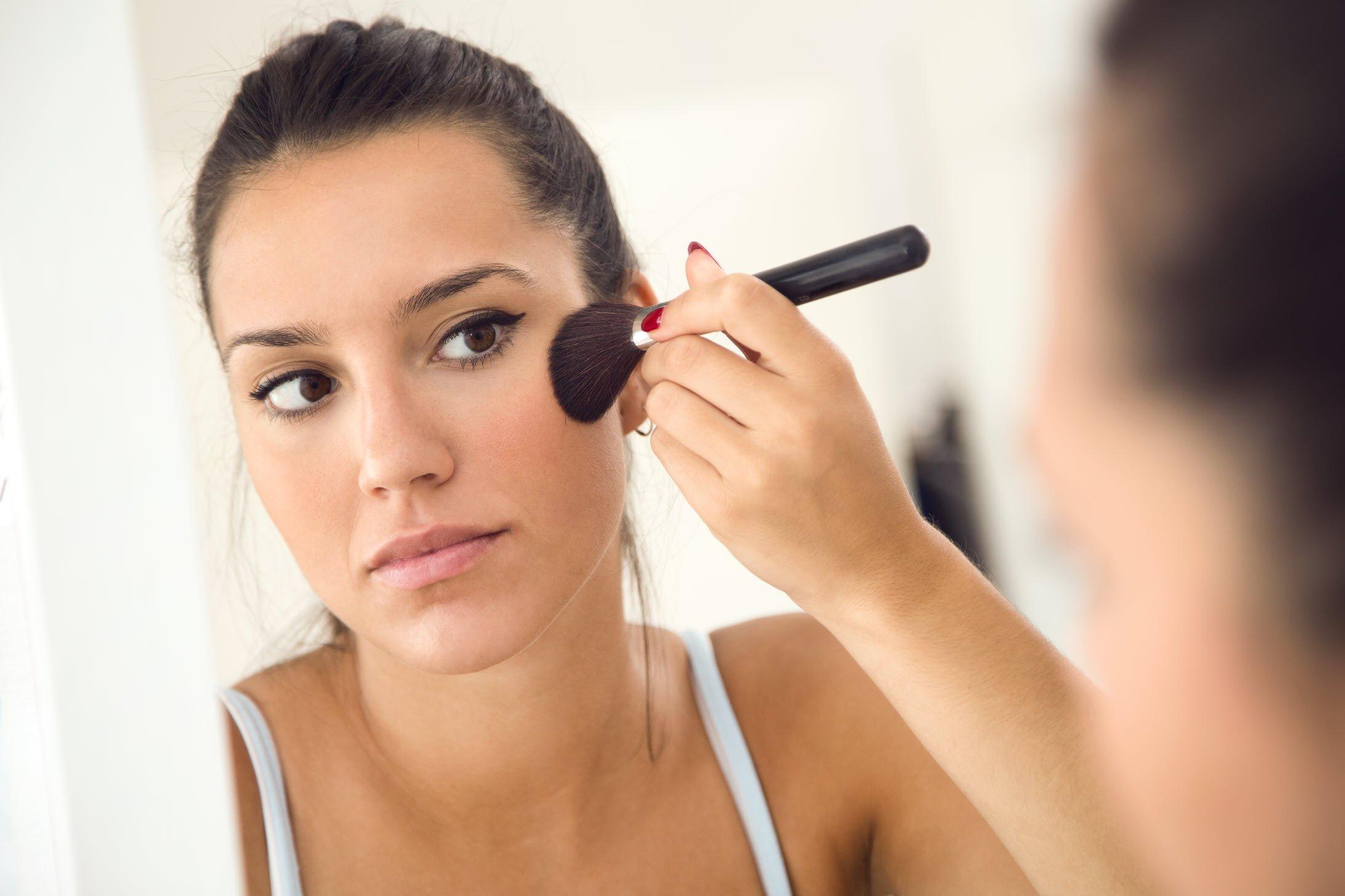 Face Powder Reduce Wrinkles