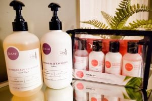 DANI Naturals Hand and Body Lotion - My Latest Scent Obsession