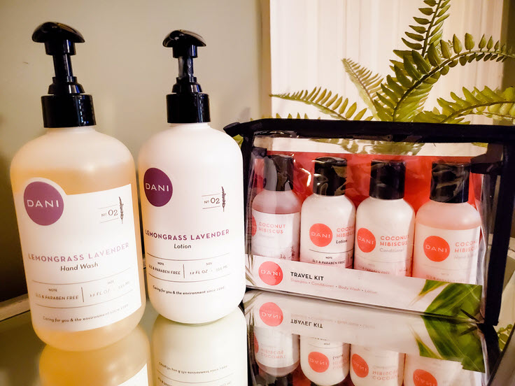 DANI Naturals Hand Soap & Body Lotion – My Latest Scent Obsession!