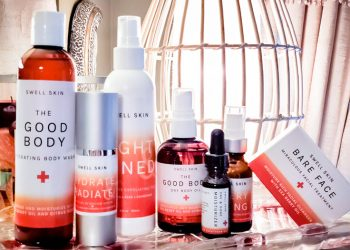 How To Love Your Bare Face Again With Swell Skin Products