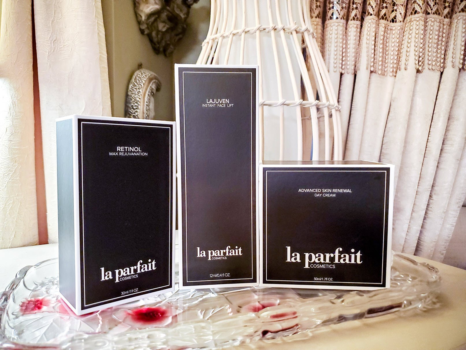 La Parfait Cosmetics High-End Skin Care