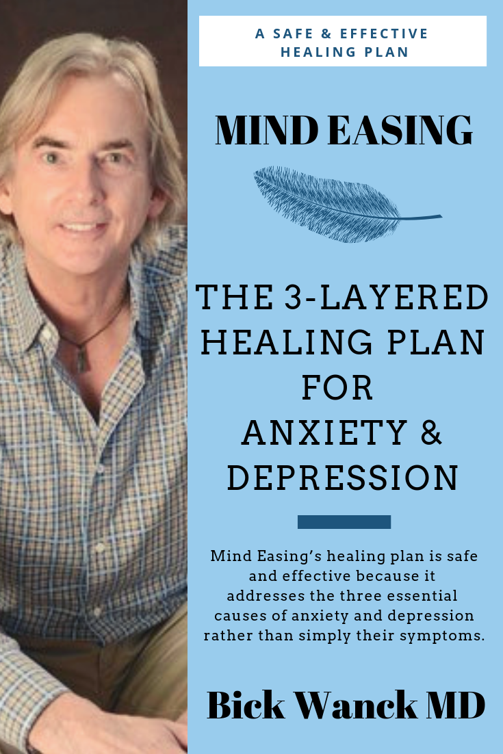Mind Easing The 3 Layered Healing Plan For Anxiety & Depression - Sassy Townhouse Living