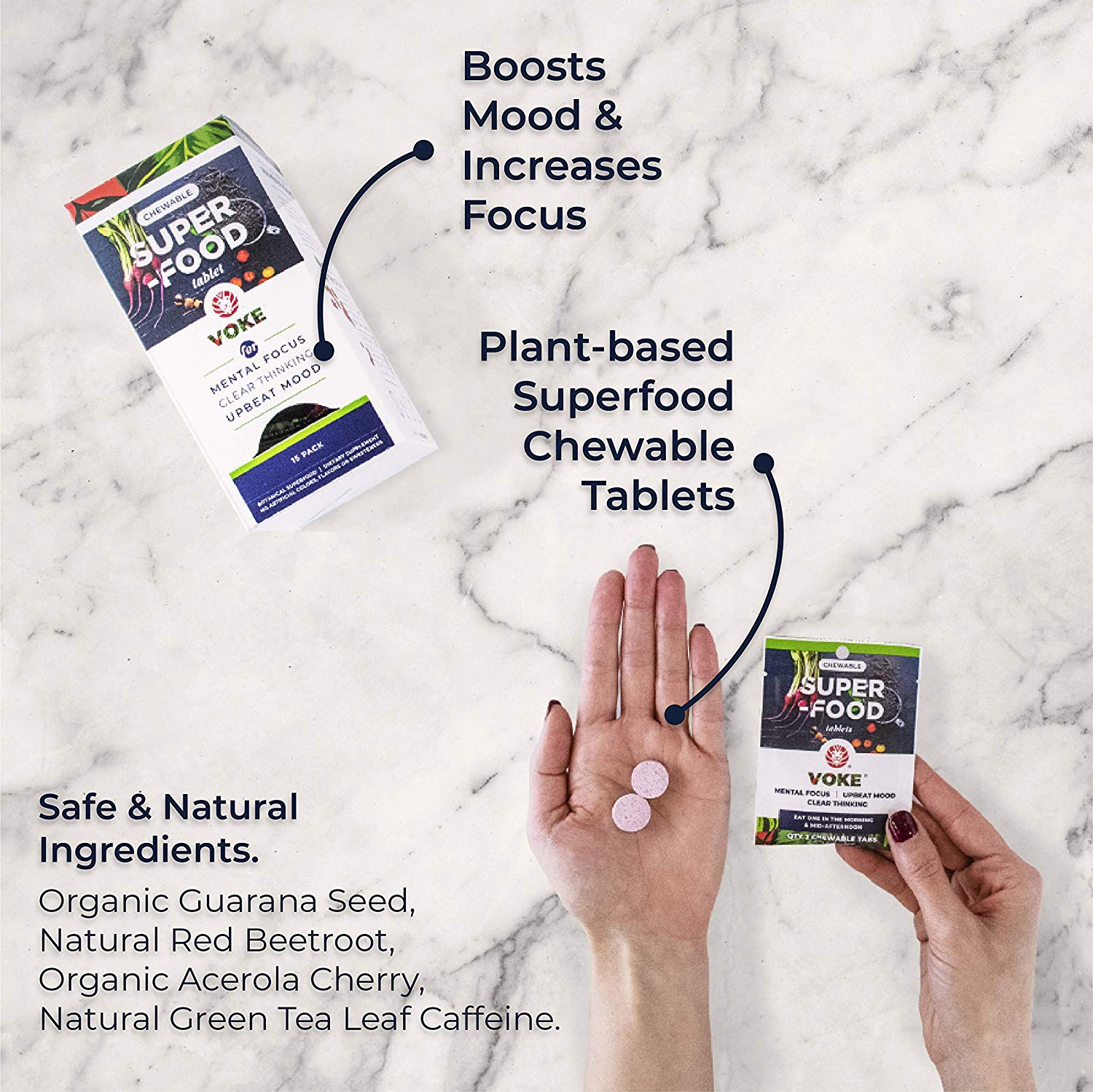 Voke Superfood Tabs