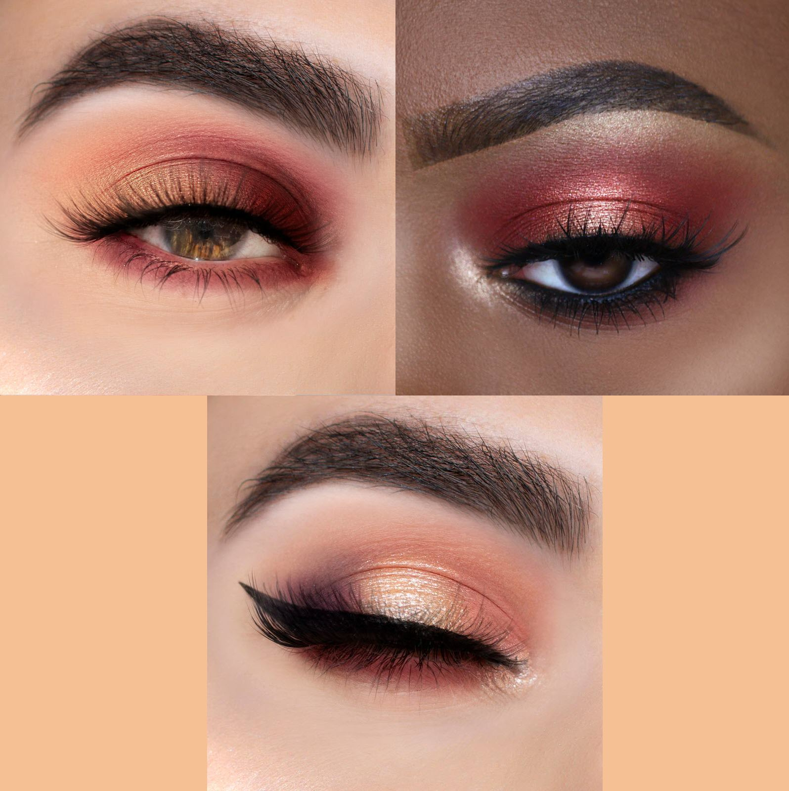 New Makeup Look Ella + Mila