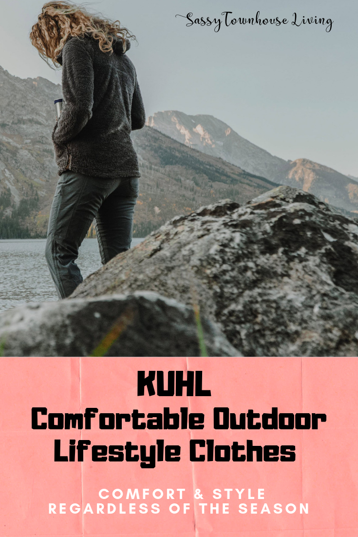 KUHL Comfortable Outdoor Lifestyle Clothes Are Perfect For Every Season - Sassy Townhouse Living