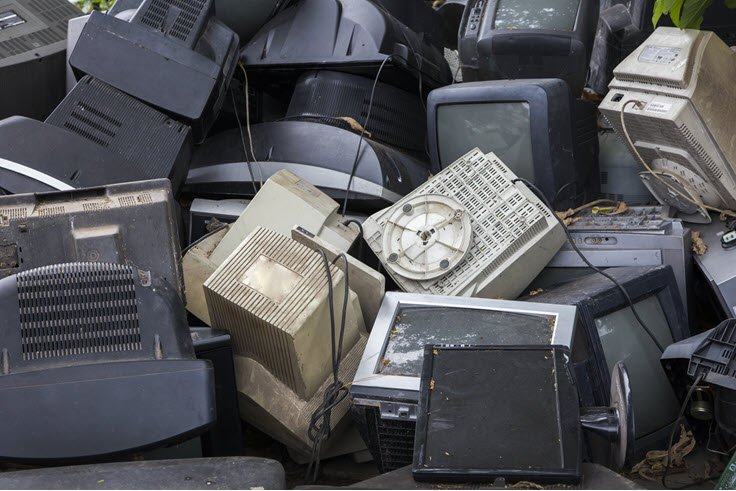The Best Ways To Get Rid Of Your Old Electronics