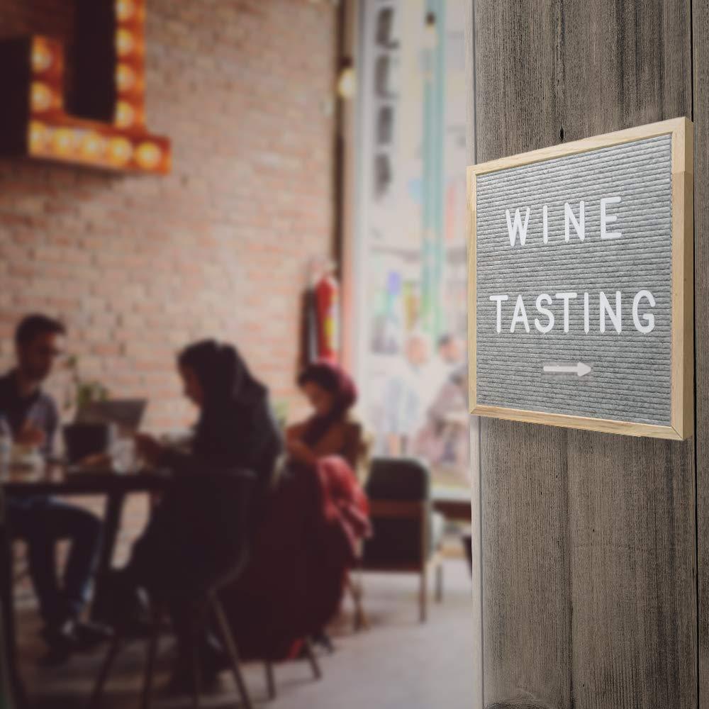 letter board wine tasting