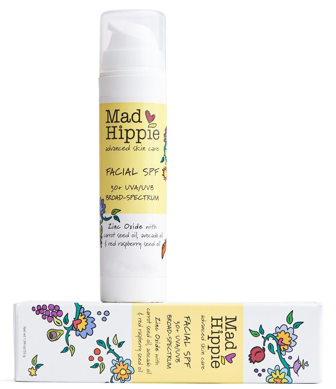 Mad Hippie Facial SPF