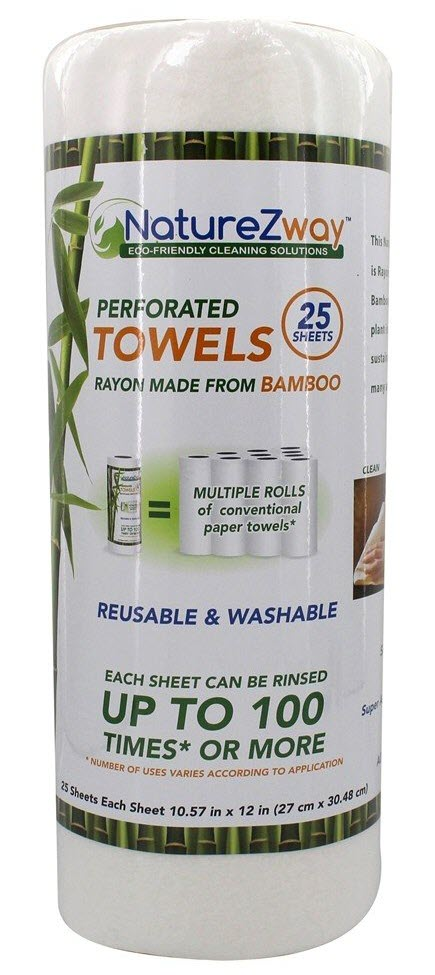 Naturezway Towel Perforted Bamboo