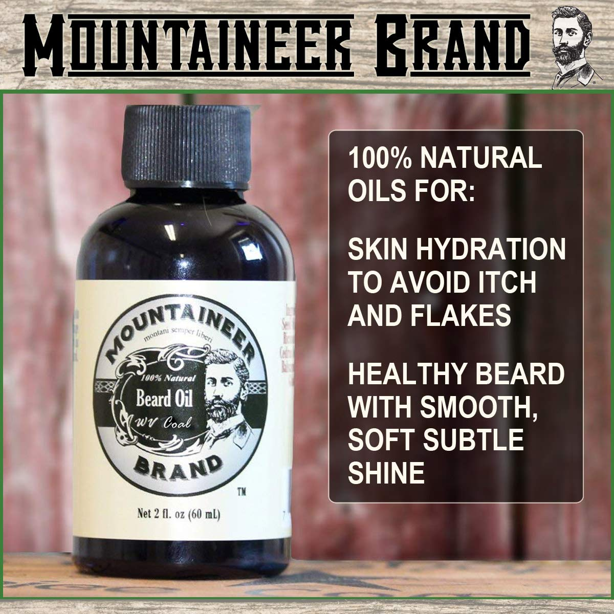 BEARD OIL - LIME & SAGE