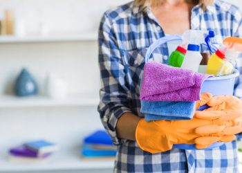 Did You Forget To Clean These 4 Cringeworthy Dirty Areas