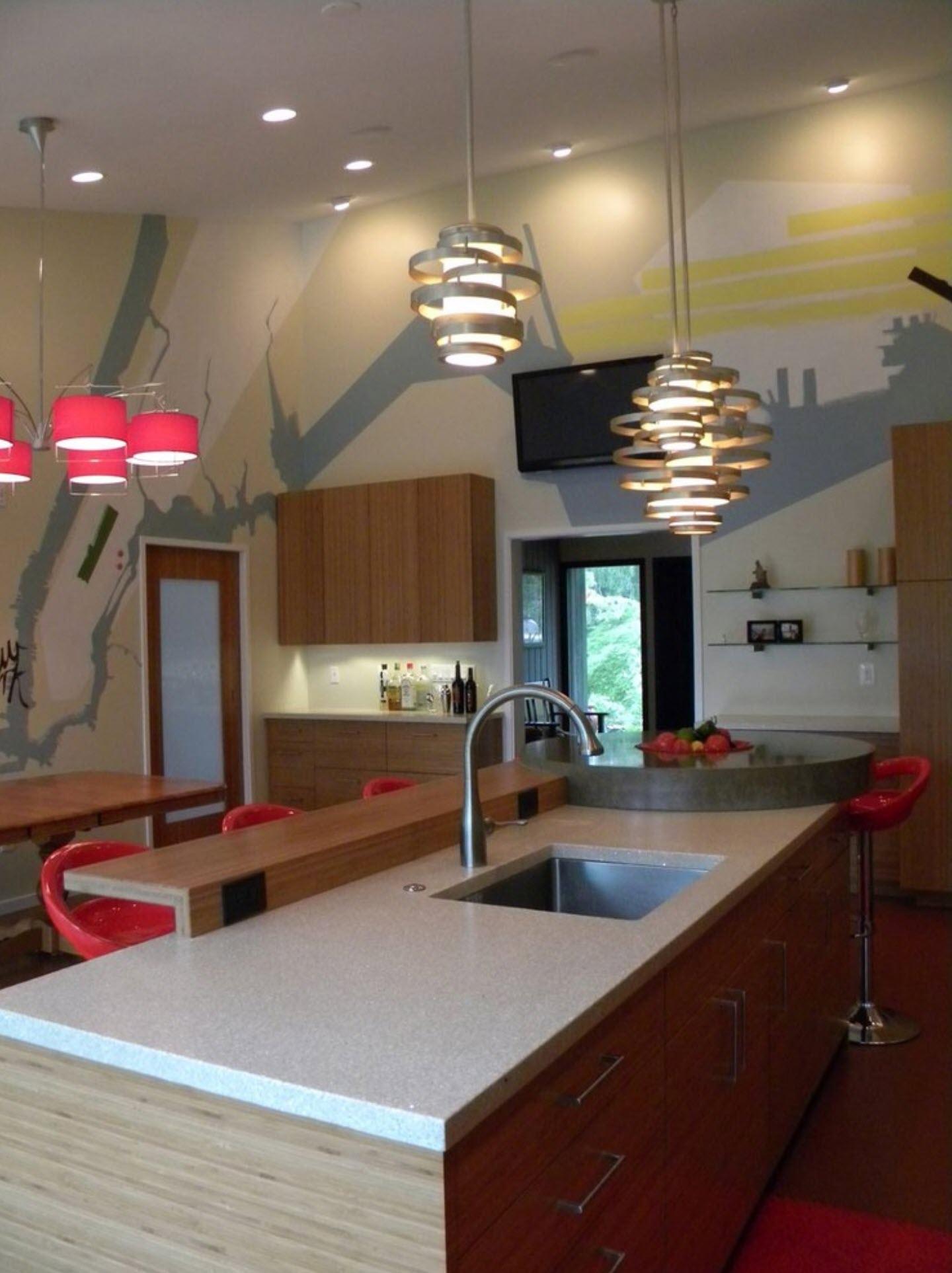 Choose A Kitchen Paint Color