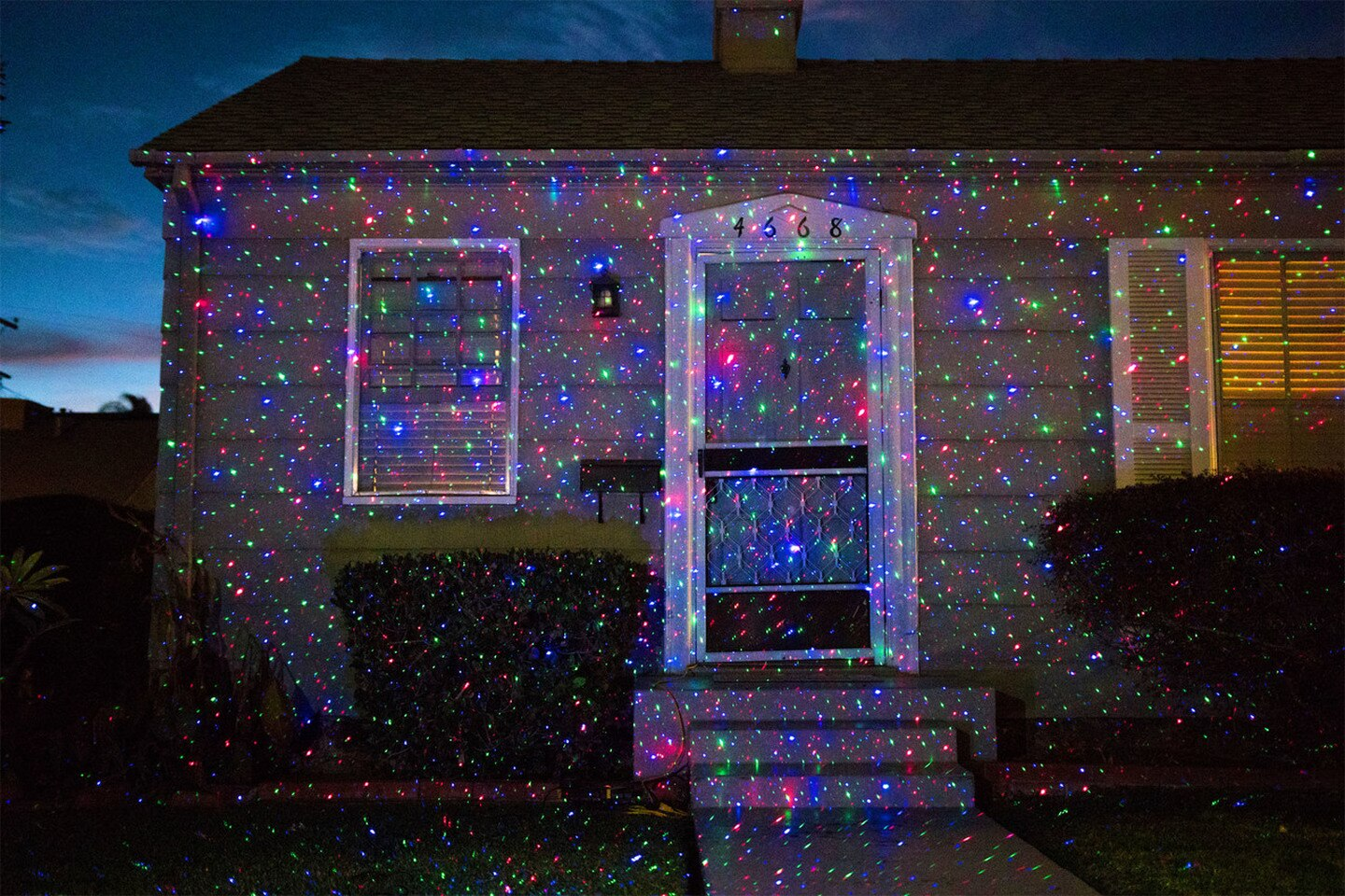 How To Transform Your Home Into A Galaxy Light Show With