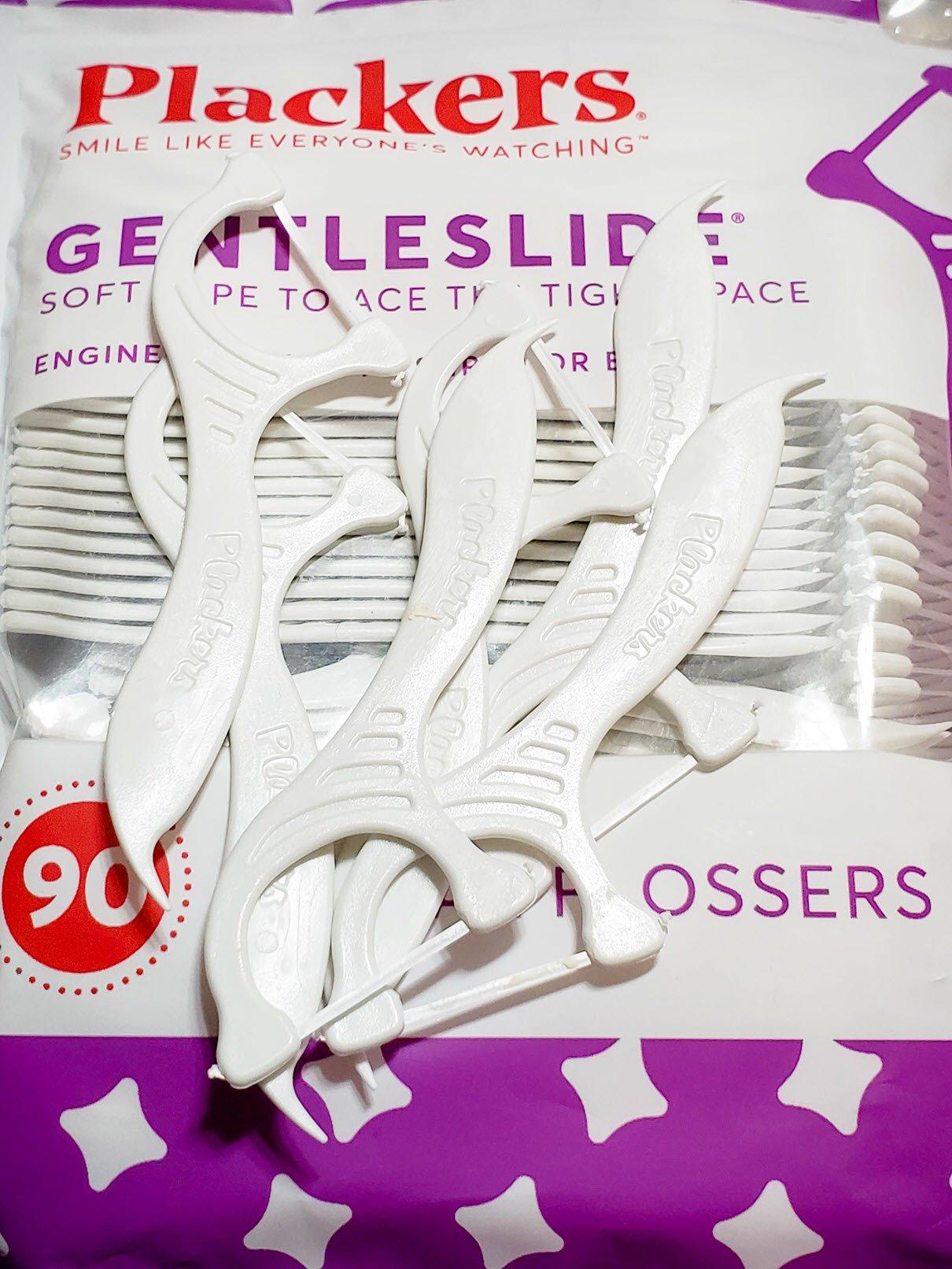 Plackers Gentleslide® Flossers