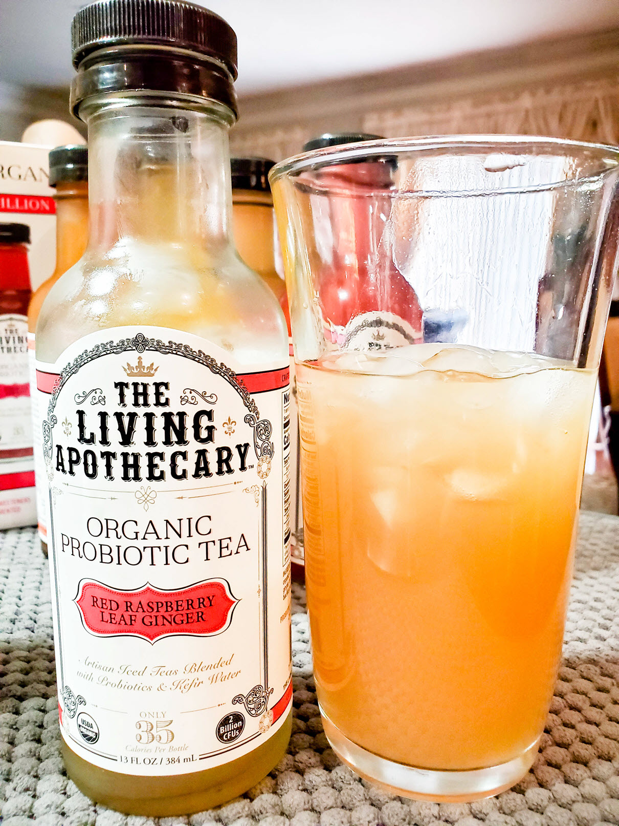 The Living Apothecary Organic Probiotic Teas