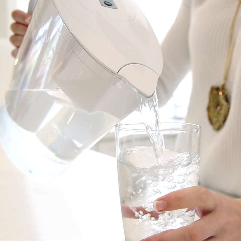 Trending New Products Santevia Water Systems Alkaline Water Pitcher