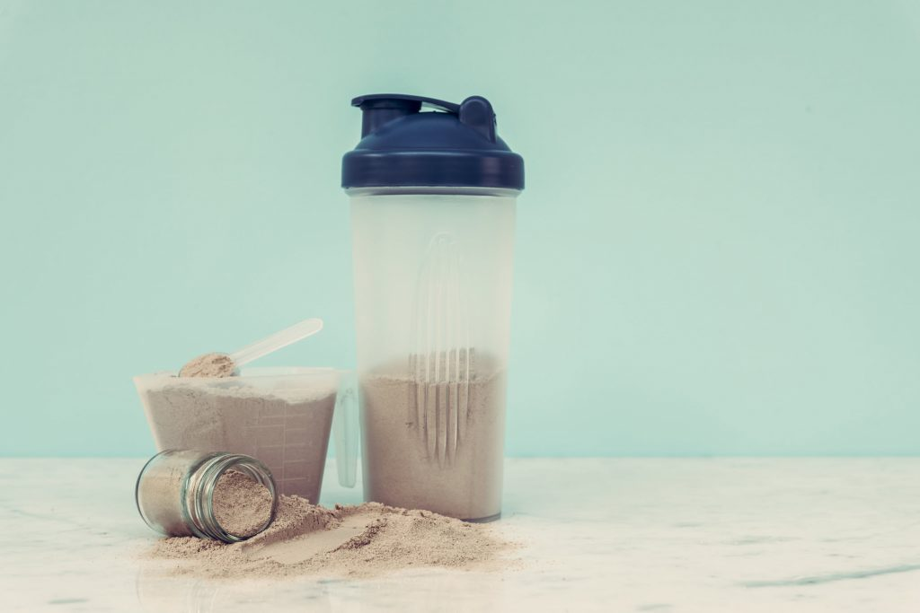 Protein Shake Healthy Living