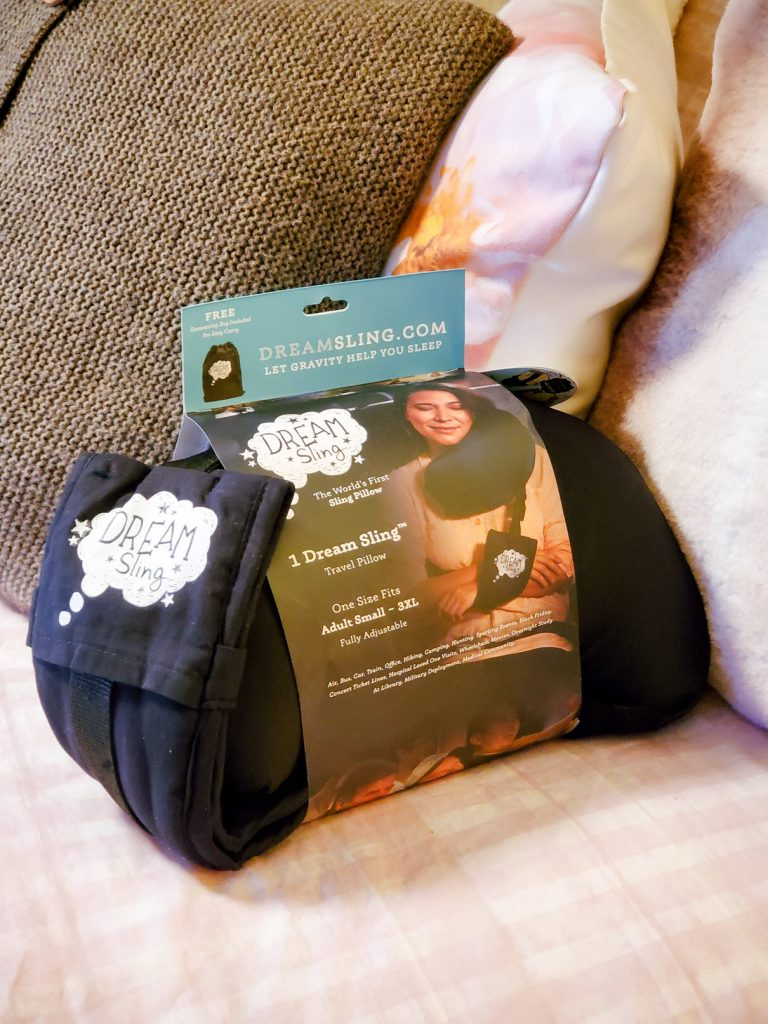 Fall Asleep Anywhere In Comfort With The Dream Sling
