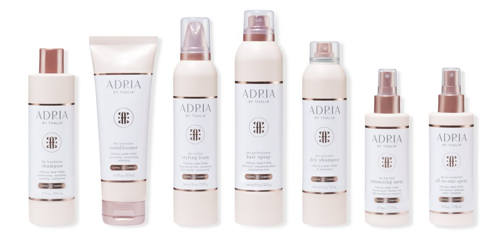 Adria By Thalia Drug Store Hair Care Products