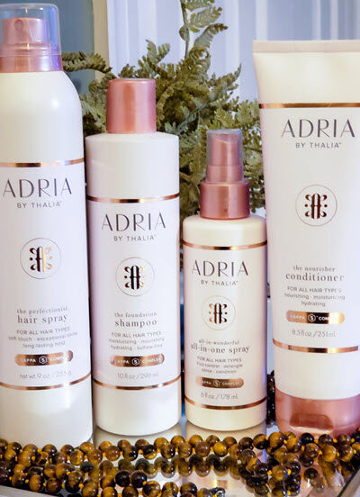 Finally! Drug Store Hair Care Products With Salon Results - Adria By Thalia