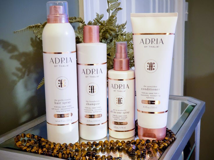 Finally! Drug Store Hair Care Products With Salon Results – Adria By Thalia