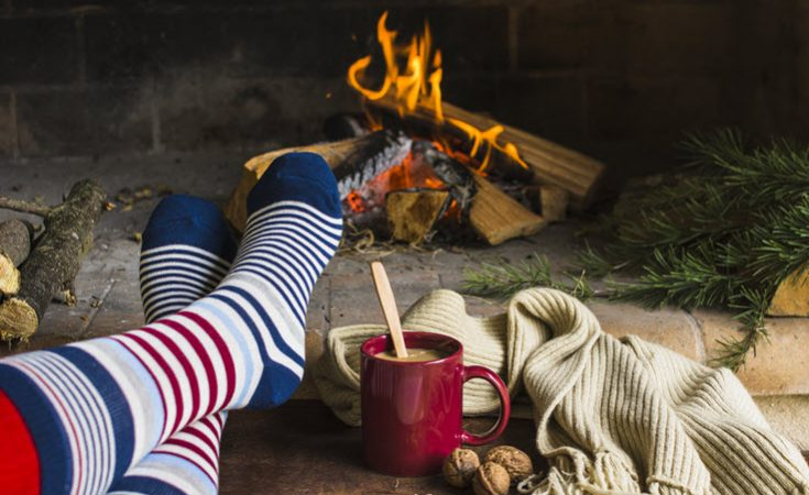 7 Ways To Make Your Home Winter Cozy This Year