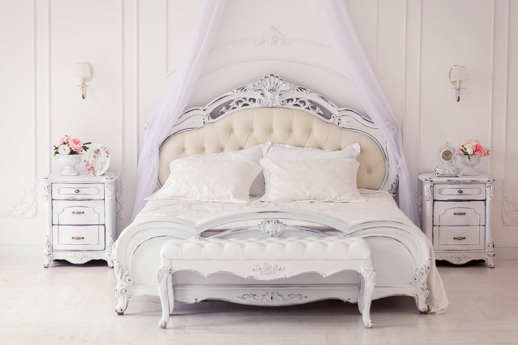 Affordable Luxurious Bedroom