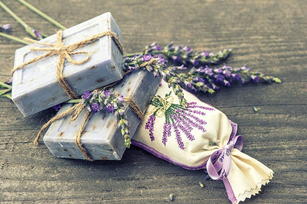 natural aromatherapy relax