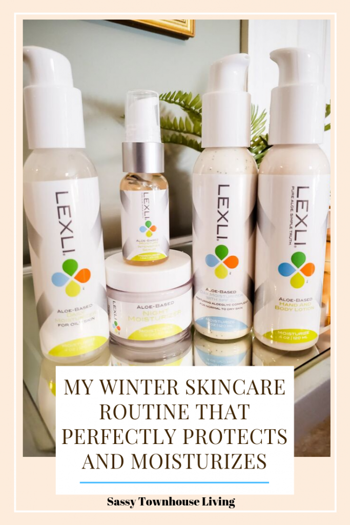My Winter Skincare Routine That Perfectly Protects And Moisturizes - Sassy Townhouse Living
