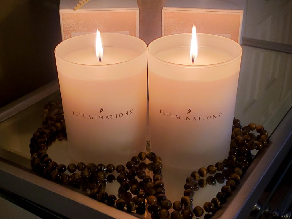 Illuminations Candles