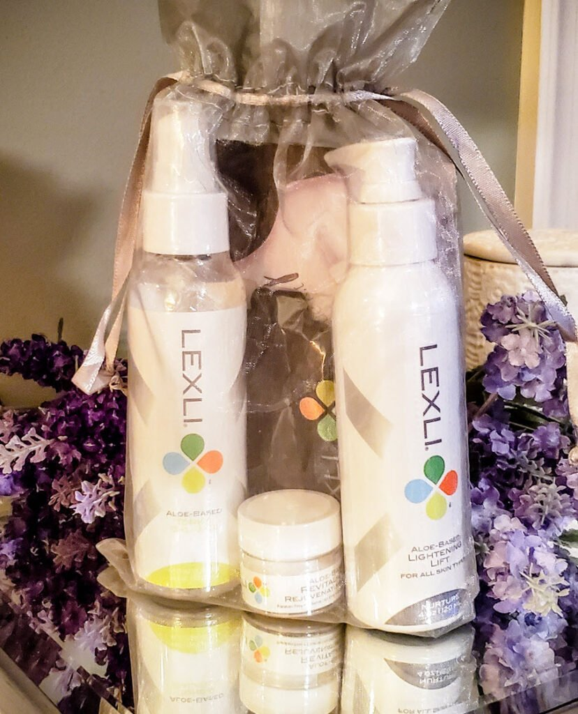 Lexli Skincare Holiday Rescue Kit