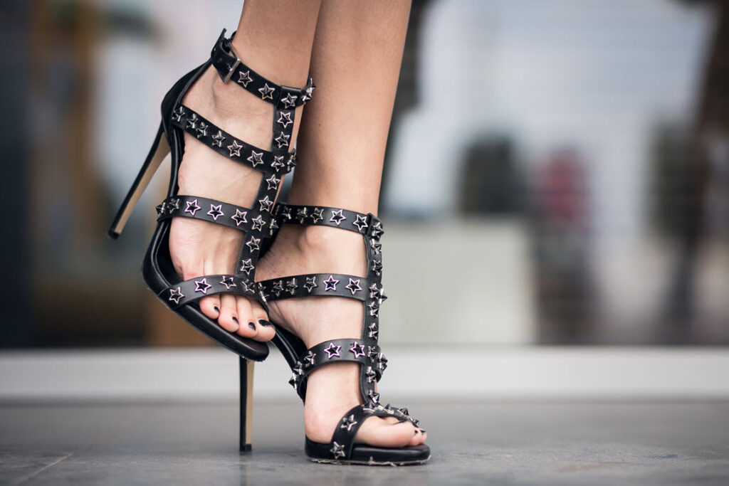 shopping for shoes online